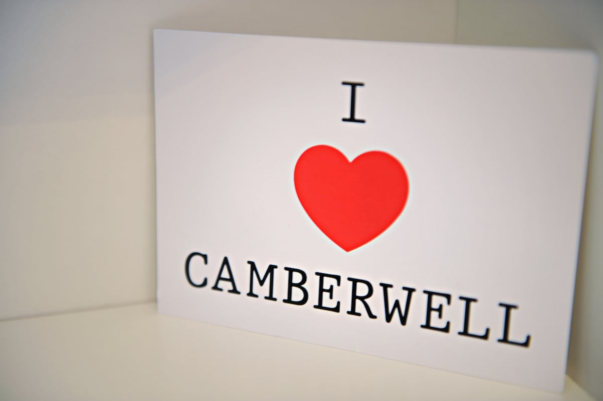 We love Camberwell