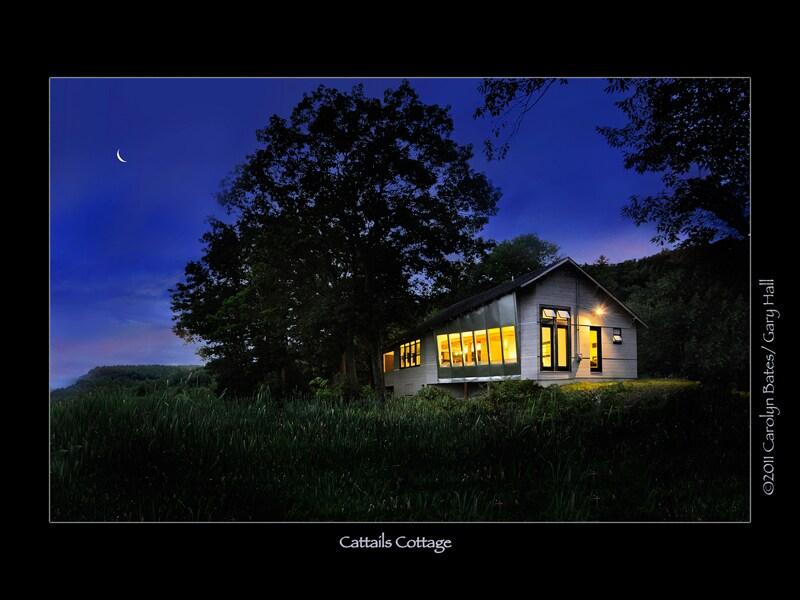Stunning Eco Modernist Lakehouse