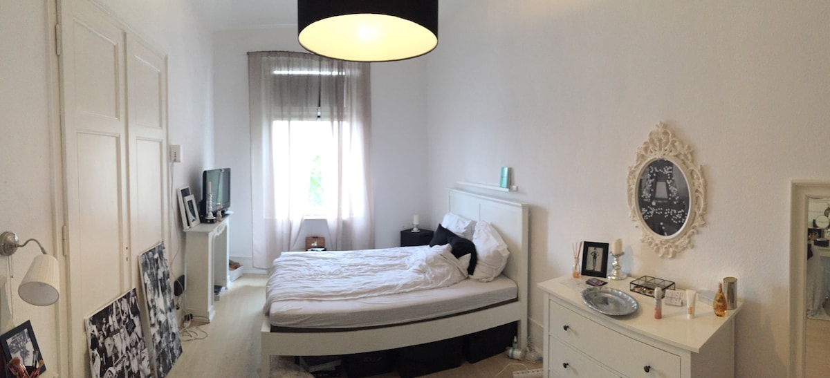 Marvelous White Room Wiesbaden City