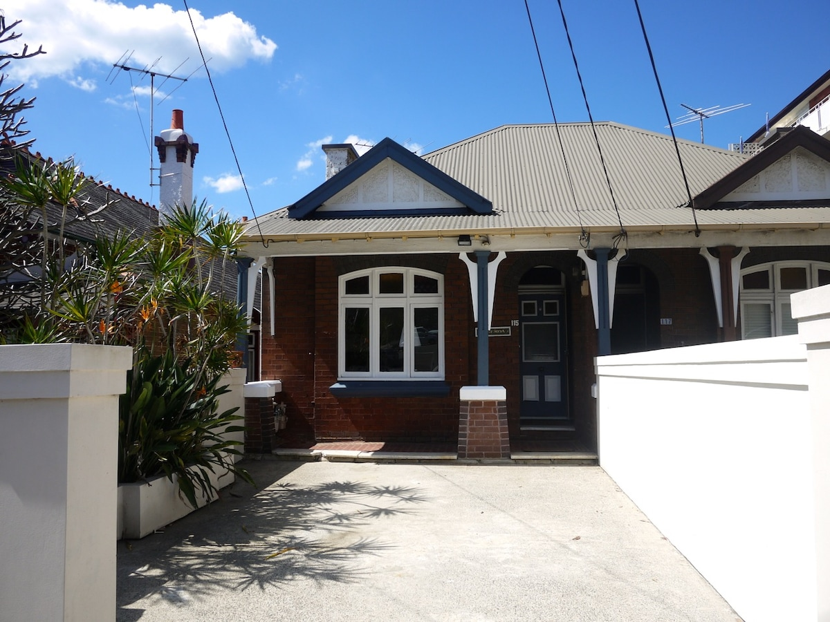 3 Bedroom Semi at Coogee Beach