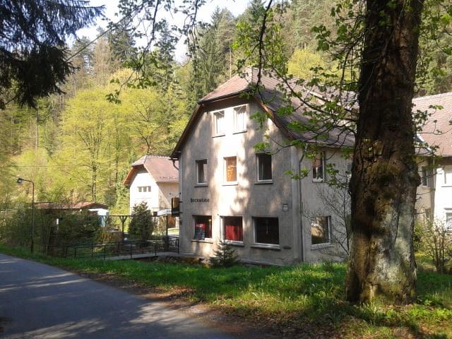 Ferienhaus zur Bockmühle im Tal