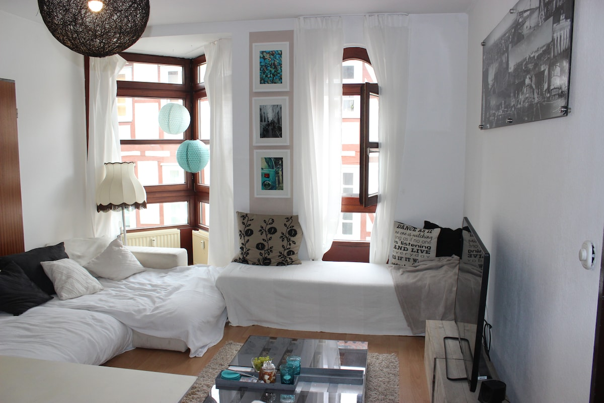 Nice and cozy flat in city center