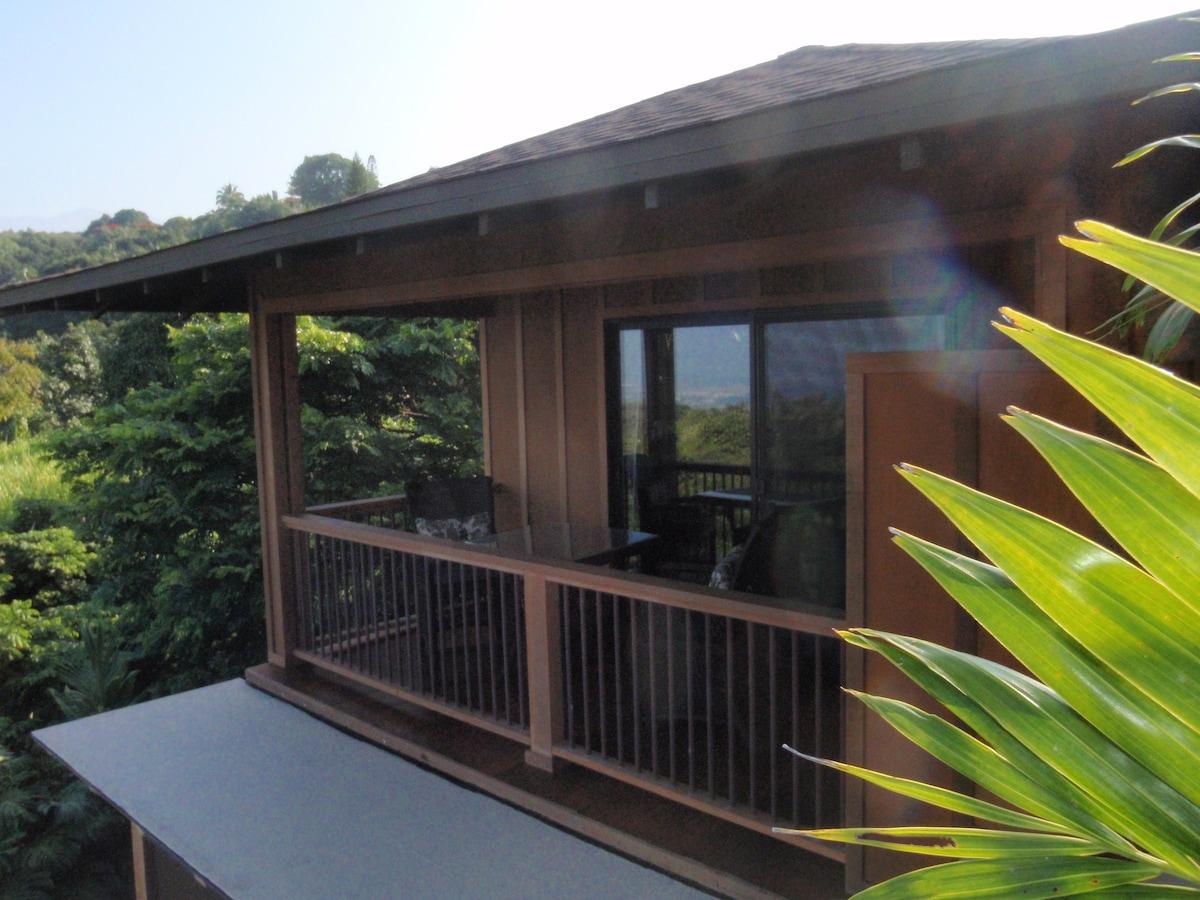 Private Balcony or Lanai!