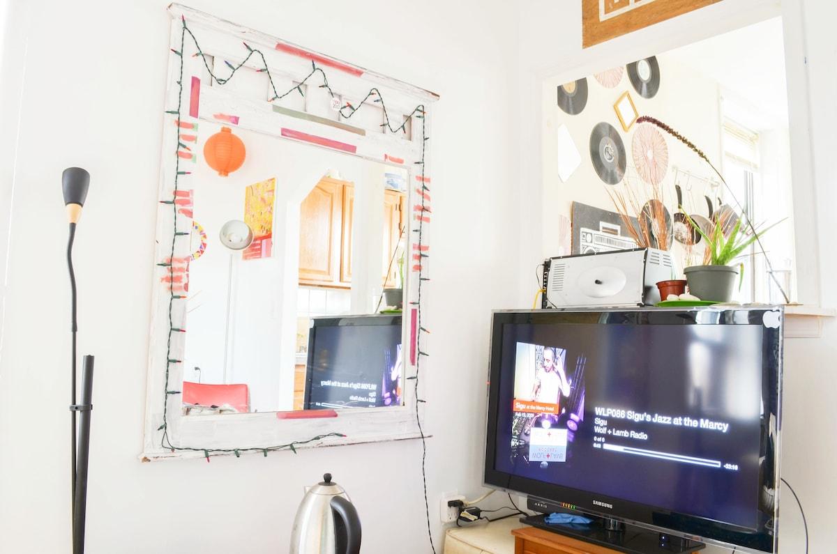 One Bedroom Apt in HIP Bushwick!