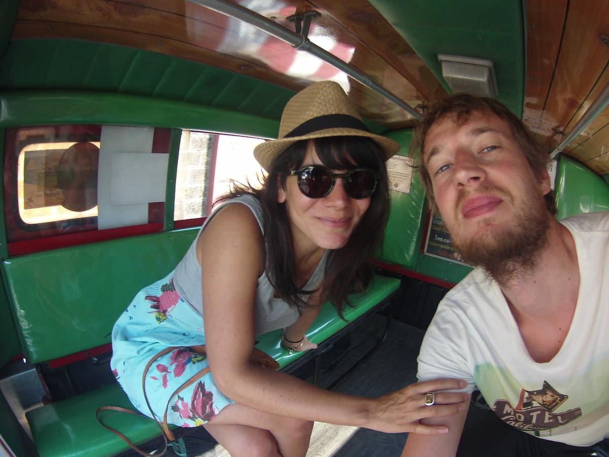 Etienne Et Ana