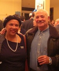 Rosalind W.  & Tino C.