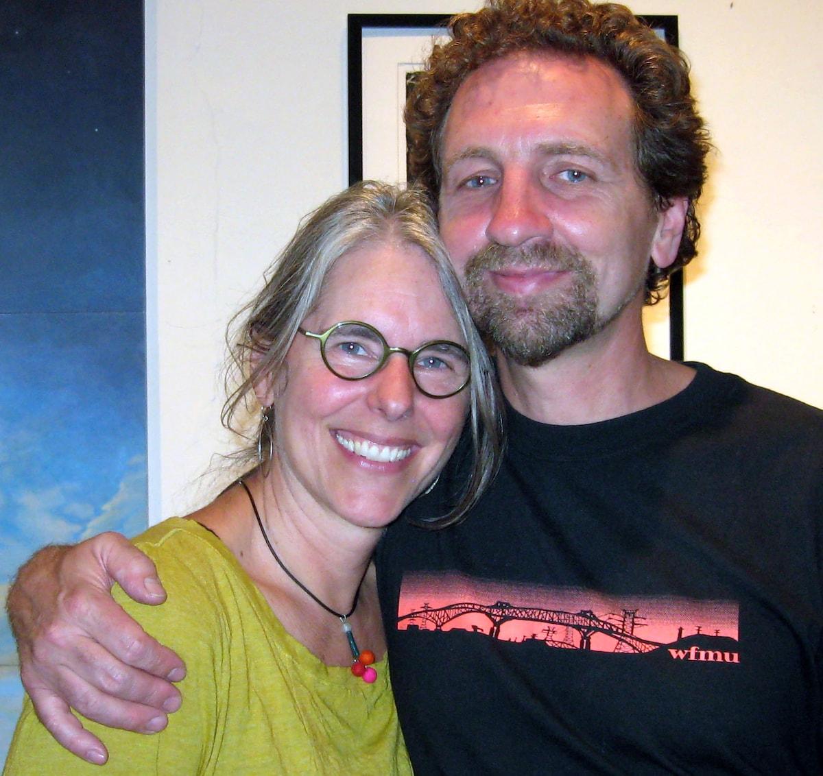 Karen (& Peter)