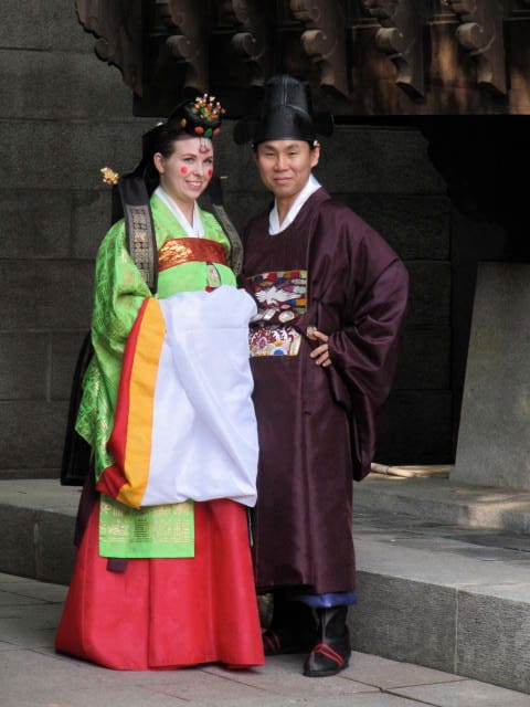Sanghyun And Jo-Anna