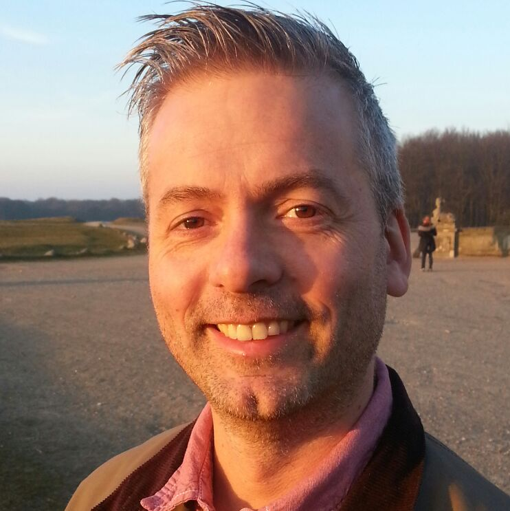 Psychotherapist Mark