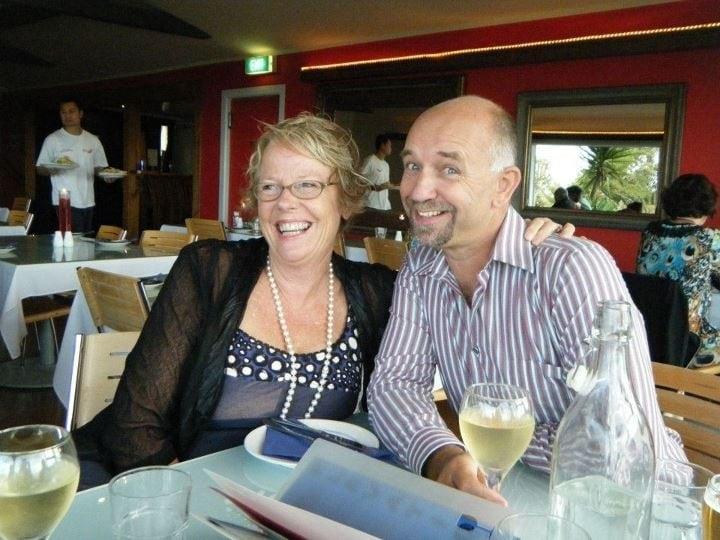 Gerry & Jeannette