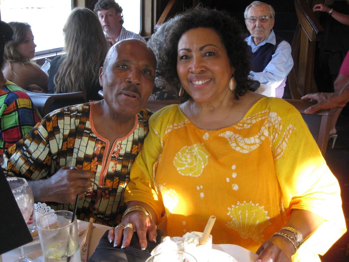 Owen & Marcia