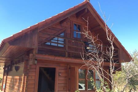 Casa Madera,  Caminito del Rey - Kabin