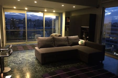 Unique flat in the centre with stunning views - Nicosia - Apartemen