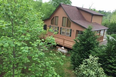 Bear Cub Chalet-Smoky Mountains! - House