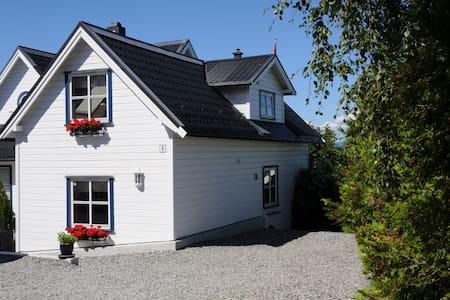 Cozy little house in Ranheim - Trondheim