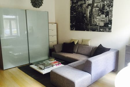 Entire place-50€-modern apartment - Apartment