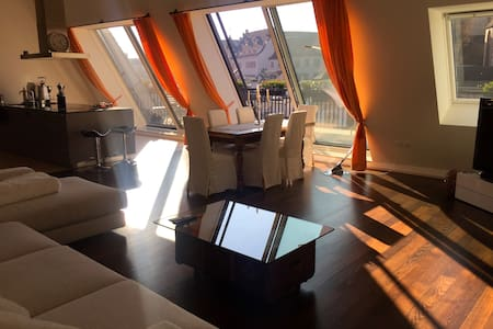 luxury apartment in basel