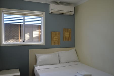 SnoozeInn Motel room - Fortitude Valley - Lägenhet