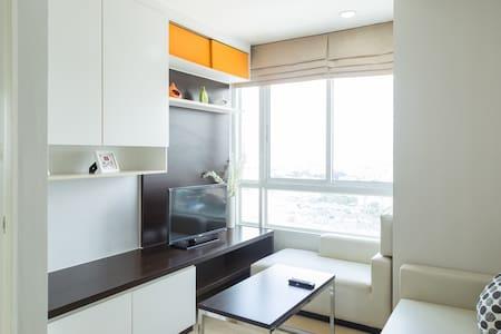 Two bed + one Living + kitchen  - กรุงเทพมหานคร - Wohnung
