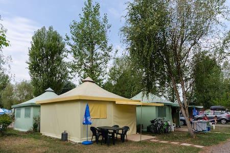 Bungalow Toilés insolite - Tent