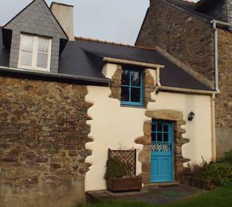 """""""La Tanière"""", petite maison de campagne - Béganne - Rumah"""