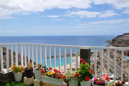 A PERFECT PLACE WITH AMAZING OCEAN VIEWS & SUNSET - Apartamento