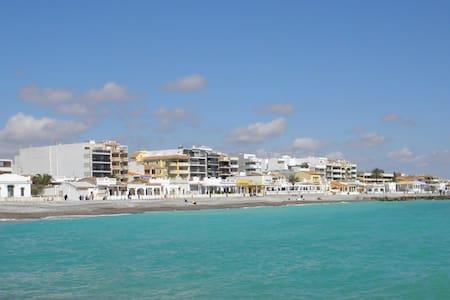 Apartamento luminoso de 2 habitaciones en la playa - El Grau de Moncofa