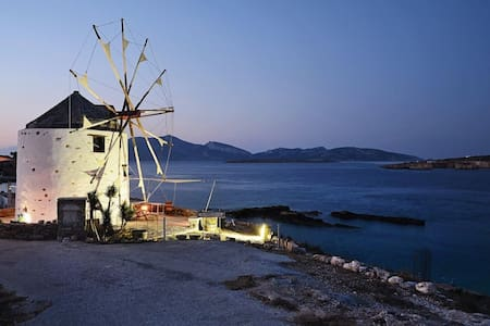 Windmill Villa - Koufonisia - Willa
