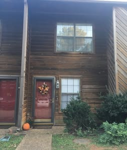Tucked-Away Townhouse - Fayetteville - Townhouse