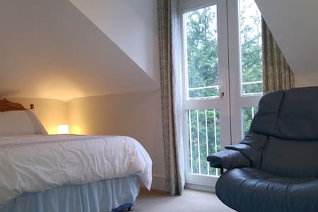 Double room with private bathroom Great Malvern - Great Malvern - Apartment
