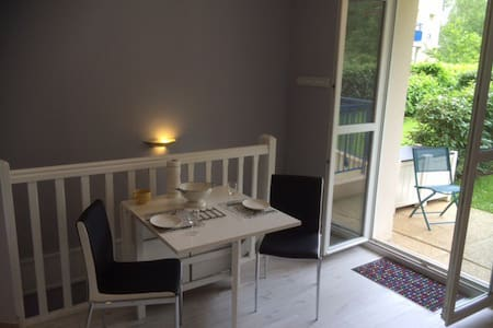 Appartement au calme - Wohnung