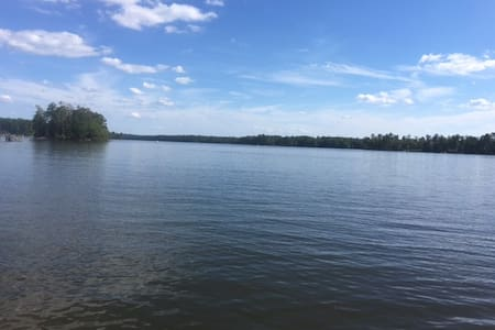 Private 2.5 acre Waterfront Lake Murray - Prosperity