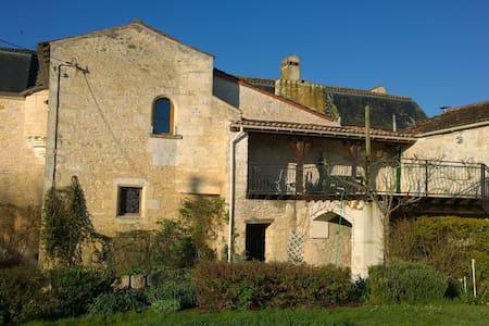 Porthos - La Brossardière le Logis - Taillebourg - Apartmen