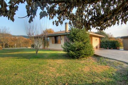 Casa con piscina, tranquila y muy buenas vistas - Vilanna - House