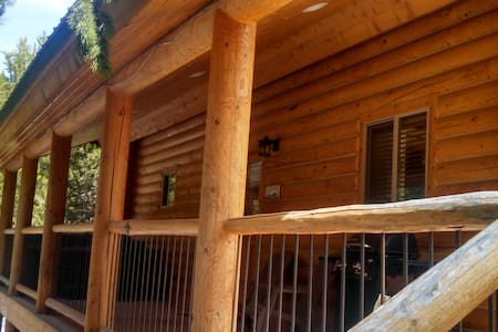 One Bedroom Cabin with Full Kitchen Short Stay - House