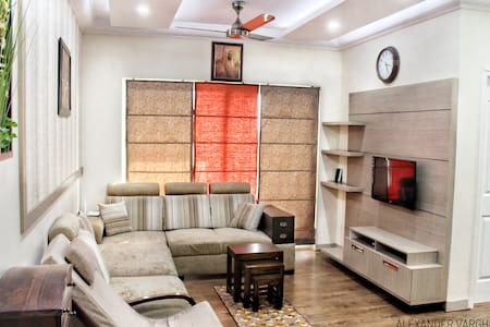 2 BHK DESIGNER LUXURY APARTMENT - Bangalore
