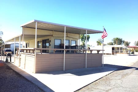1bd/1ba lake view vacation spot - Lake Havasu City - Casa