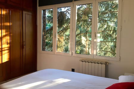¡Double bed room free wifi +parking! Nº3 - Donostia - Apartment