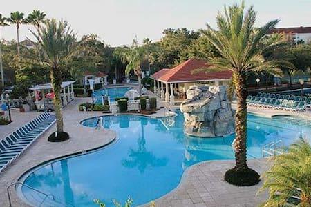 Star Island Resort and Club. 1 BDRM - Kissimmee - Apartment