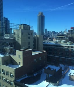 GREAT Private room 10 min from manhattan - Long Island city - Apartment