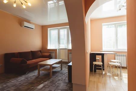 Квартира с евроремонтом в  центре города - Tyumen' - Lägenhet