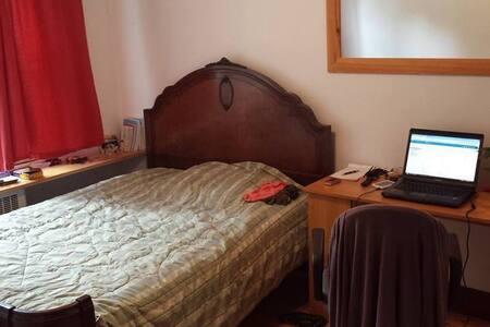 Chambre éclairée, endroit unique - Montréal - Apartment