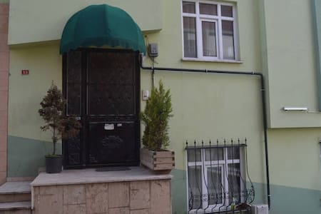 GREEN APART-ÇİFT KİŞİLİK ODA - Apartamento