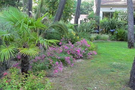 Standing et charme plage et jardin - Saint-Brevin-les-Pins - Villa