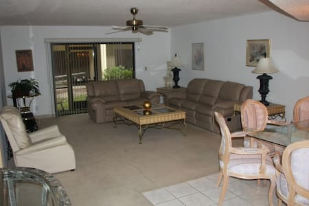 Gorgeous 2/2 condo - Deerfield Beach - Apartamento