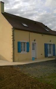 Chambre à la campagne dans le Berry - Rumah