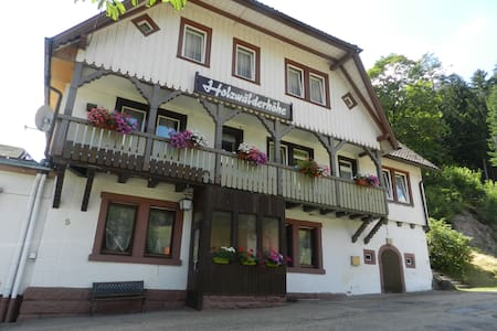 Hostal Black Forest 2-4 Pers. - Schlafsaal