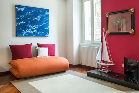 Incantevole bilocale vista lago - Appartement