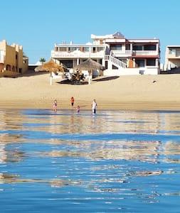 Juliet Front Yard Beach Condo # 2 - San Felípe - Apartment