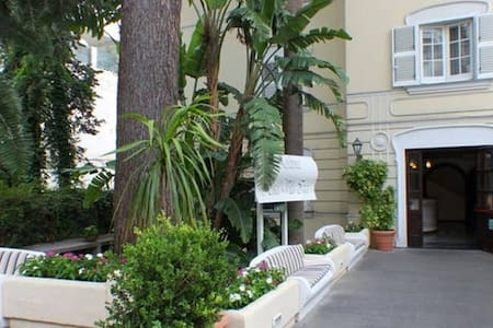 Flat in Hotel Villa Igea - Capri - Kondominium